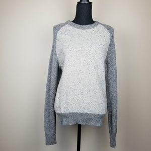 J. Crew Gray Sweater